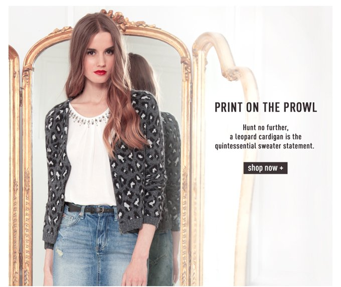 Print on the Prowl - Shop Now