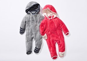 Rugged Bear Baby Clothes