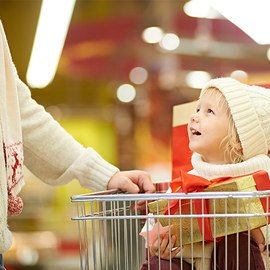 Shopping With Baby Collection