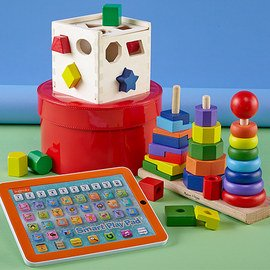 Educational Favorites: Toys & Games