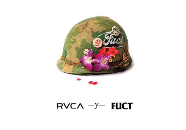 RVCA y FUCT   Protect Freedom