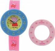 Childrens Character Peppa Pig Time Teaching
