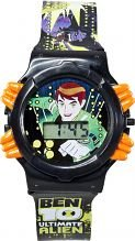 Childrens Character Ben 10 Ultimate Alien Sports LCD