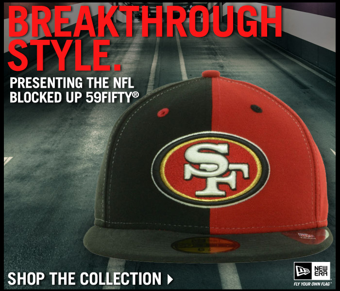 Blocked Up 59FIFTY