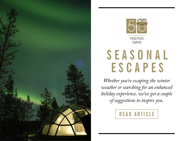 Seasonal Escapes