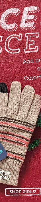 Shop Girls Winter Accessories