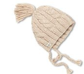 Women's Cable Knit Peruvian Hat