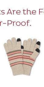 Women's Texting Gloves