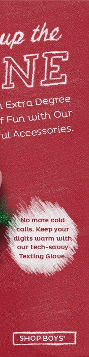 Shop Boys Winter Accessories