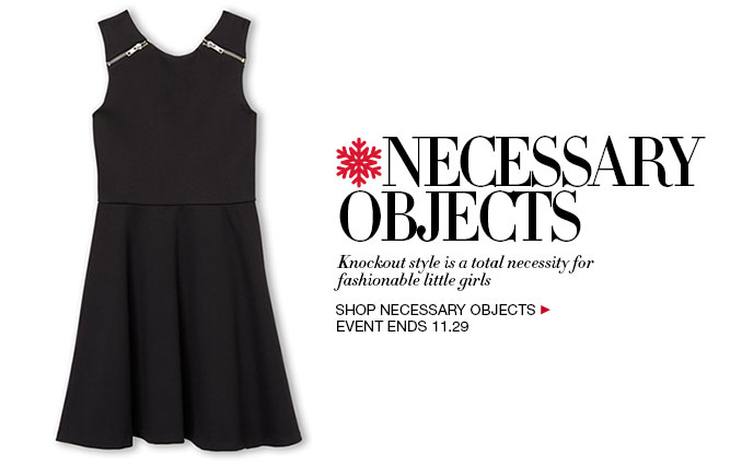 Shop Necessary Objects for Girls