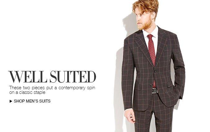 Shop Mens Suits