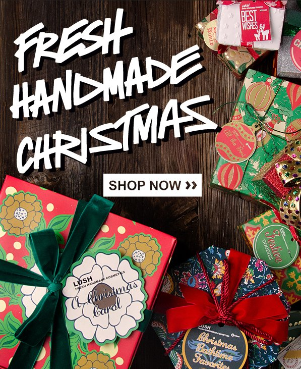 We're Dreaming of a Handmade Christmas