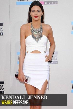 Kendall Jenner in Keepsake