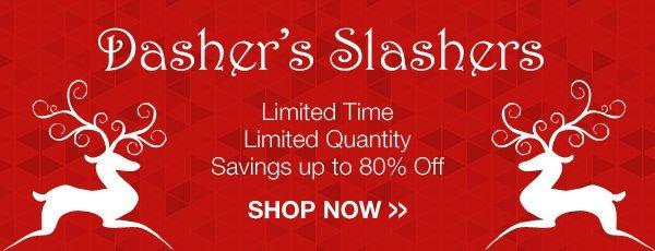 Dasher's Slashers