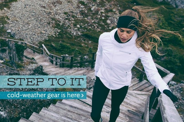 cold-weather gear is here