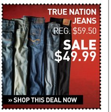 Shop Select True Nation Jeans