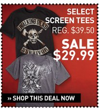 Shop Select Screen Tees