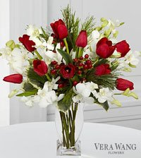 Vera Wang Home for the Holidays Bouquet
