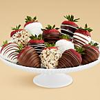 Full Dozen Dipped Sugar Free Strawberries