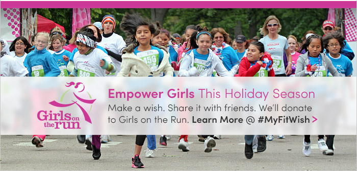 Girls on the run | Empower Girls This Holiday Season | Learn More