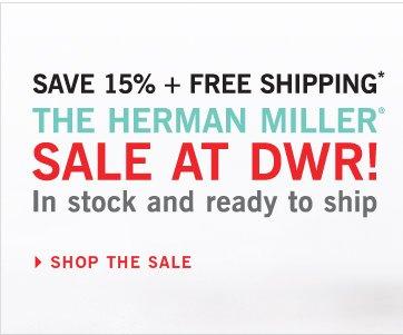 SHOP THE HERMAN MILLER SALE