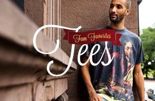 Fam Favorites: Tees