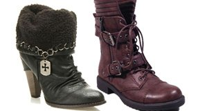 Motorcycle Boots & Booties