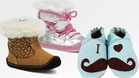 Robeez & Stride Rite Shoes for Infants & Toddlers