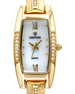 CROTON Crystal Women Watch