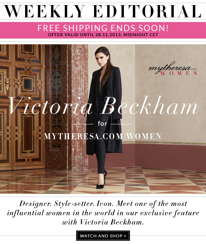 VICTORIA BECKHAM FOR MYTHERESA.COM WOMEN
