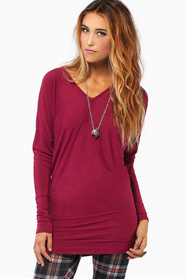 Ophelia Draped Tunic 23