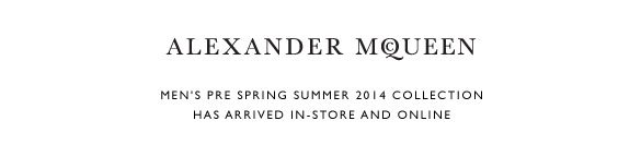Introducing the Pre-Spring/Summer 2014 Collection