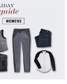 Holiday Gift Guide - Womens