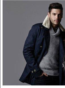 Shop Outwear - Mens