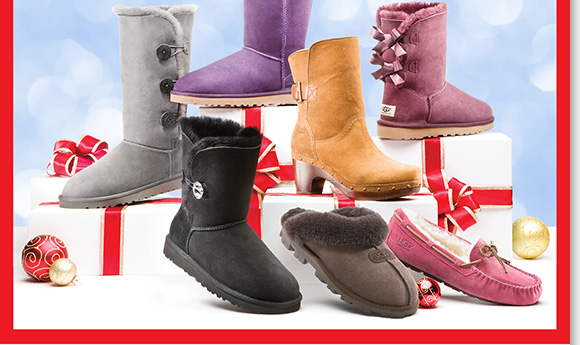 Shop your favorite UGG® Australia styles and we'll pay your tax plus enjoy FREE shipping!* Plus, find more great deals online and in-stores all season long. Shop now to find the best selection at The Walking Company.