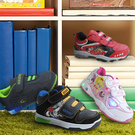 Kick It Up: Kids' Sneakers