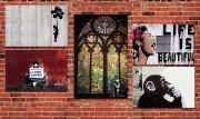 Elusive Banksy: NYC Tags & Bestsellers   Shop Now