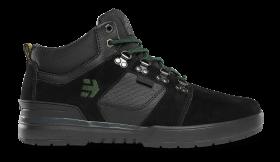 High Rise ODB LX, Black/Green/Black