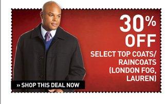 Shop Select Coats