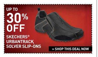 30% off Skechers Solver Shoe