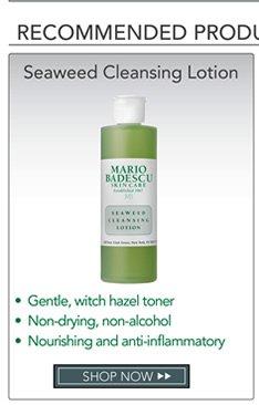 Seaweed Cleansing Lotion