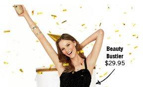 Beauty Bustier $29.95