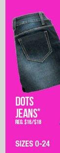 dots Jeans - $10! SHOP NOW!