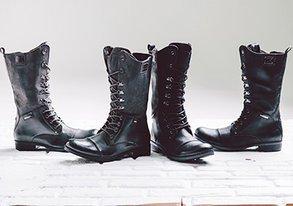 Shop Boots ft. NEW J75 & More