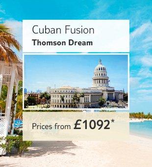 cuban fusion