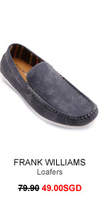 Frank Williams Loafers