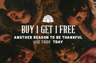 Give thanks for BOGOS!