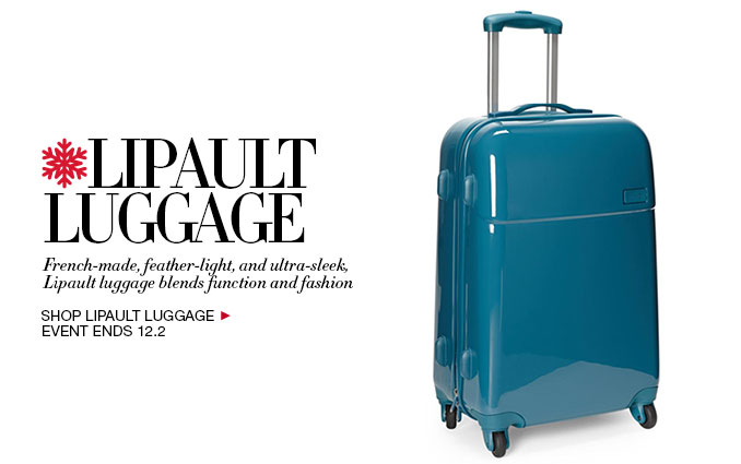 Shop Lipault Luggage