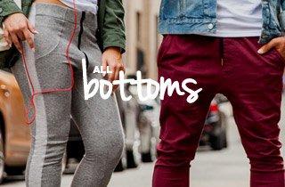 All Bottoms