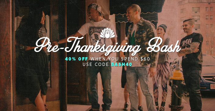 Pre-Thanksgiving Bash